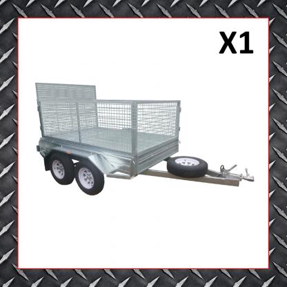 10x6 Trailer X1