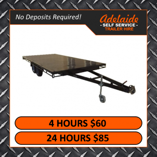 Flatbed Trailers (Glengowrie)