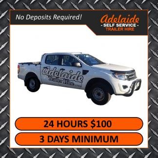 Vehicle Hire (Glengowrie)
