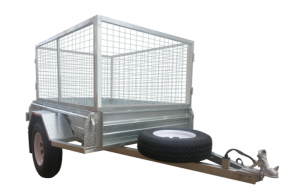 6x4 Cage Trailers