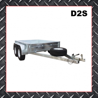 8x5 Box D2S