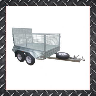 Trailer Hire 8x5 Caged Trailer R
