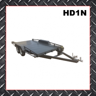 Trailer Hire Car Trailer HD1N