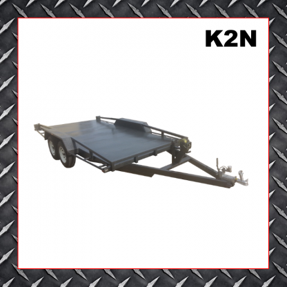 Trailer Hire Car Trailer K2N