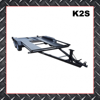 Trailer Hire Car Trailer K2S