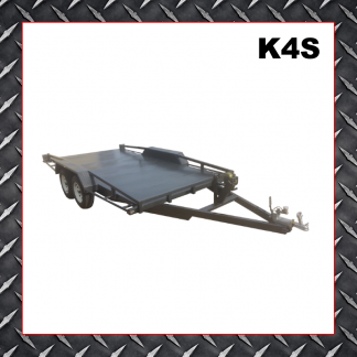Trailer Hire Car Trailer K4S