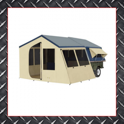 Camper Trailer Tent Room