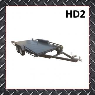 Car Trailer HD2