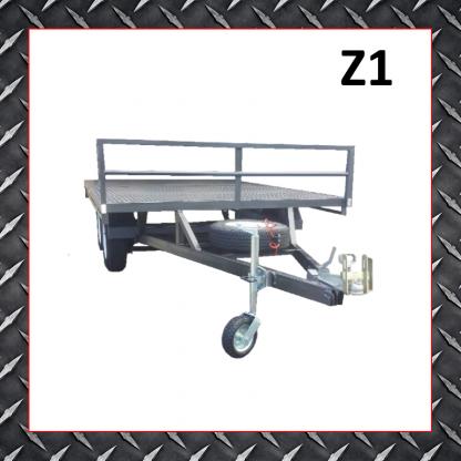 Flatbed Trailer Z1