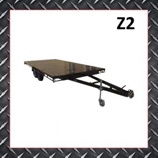Flatbed Trailer Z2
