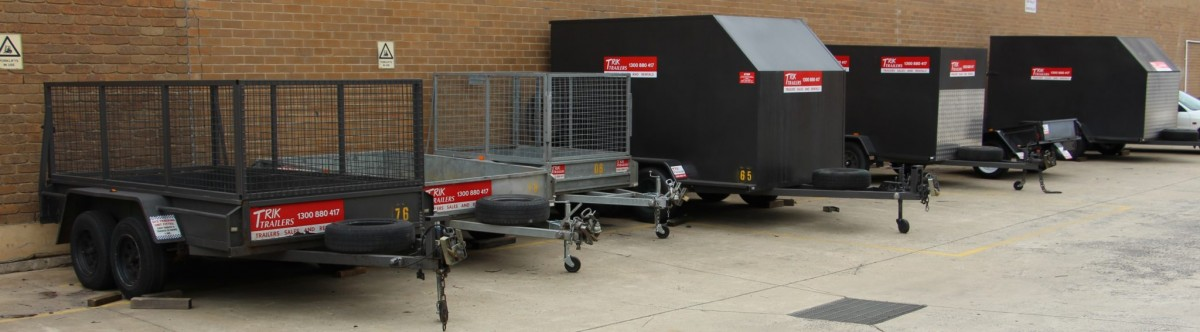 Trailer - One Way Trailer Hire