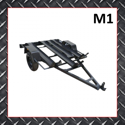 Motorbike Trailer M1