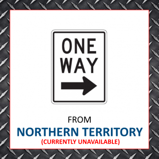 One Way From Northern Territory