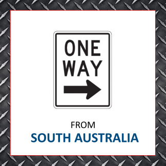 One Way From South Australia