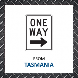 One Way From Tasmania