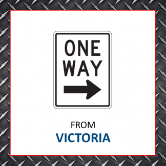 One Way From Victoria