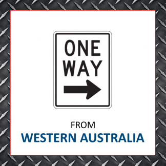 One Way From Western Australia