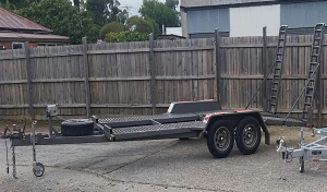 Car Trailer – One Way