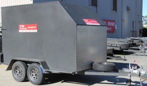 10×6 Furniture Trailer – One Way